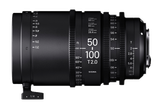 Sigma HighSpeed S35 50-100mm T2 - $150 day / $450 week    / $1,500 per month