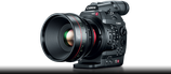 Canon EOS C300 EF -$375 per day / $1,125 per week / $3,750 per month