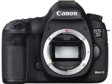 Canon EOS 5D Mark III -$150 per day/$450 per week / $1,500 per month