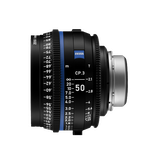 Zeiss CP.3 XD 50mm T2.1 EF/PL Lens $125 day / $375 week  / $1250 per month