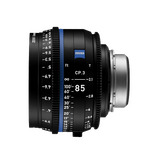 Zeiss CP.3 XD 85mm T2.1 EF/PL Lens $125 day / $375 week  / $1250 per month