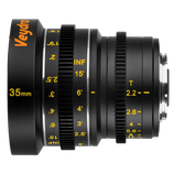 Veydra Micro 4/3 Mini Prime 35mm f2.2 Lens $40 day / $120 week  / $400 per month