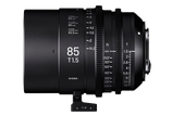 Sigma HighSpeed FF 85mm T1.5 - $100 day / $300 week    / $1,000 per month