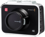 Blackmagic 4K Production Camera $350 per day / $1050 per week     / $3,500 per month