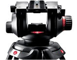 Manfrotto 504 Tripod $30 day / $90 week  / $300 per month