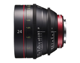 CN-E 24mm T1.5 - $100 day / $300 week    / $1,000 per month