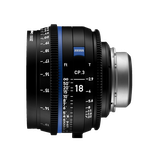 Zeiss CP.3 XD 18mm T2.9 EF/PL Lens $125 day / $375 week  / $1250 per month