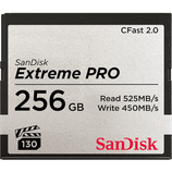 Sandisk Cfast 256gb Memory Card $75 day / $225 week  / $600 per month