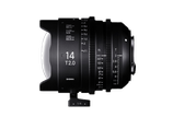 Sigma HighSpeed FF 14mm T2 - $100 per day
