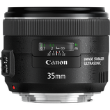 Canon EF 35mm f/2.0 IS USM Lens $45 day / $130 week  / $450 per month