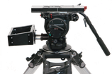 O'Connor Ultimate 2575C Tripod $125 day / $375 week  / $1250 per month