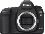 Canon EOS 5D Mark II - $90 per day / $270 per week / $900 per month