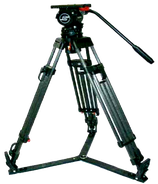 Sachtler DV4 Tripod $30 day / $90 week  / $300 per month