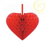 Honingraat hart (honeycomb)