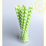 Papieren rietjes chinese bamboe