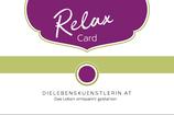 10x Raindrop RELAX-CARD