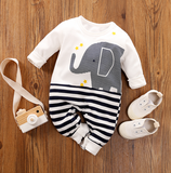 Baby Overall Elephant
