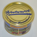 Bratwurst fein (Dose)