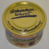 Schinkenwurst (Dose)