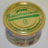 Grobe Bauernwurst (Dose)