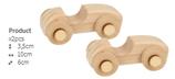 Auto in legno conf. 2 pezzi  Artemio Cod. 14003070