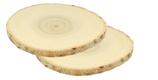 Set 2 Dischi in legno 20/23 cm Artemio Cod. 14002615