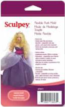 Stampo Sculpey Princess