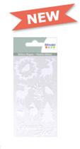 Stickers Floccati Winter Artemio Cod. 11004710