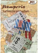 Pre-Cut Postage Stamps
