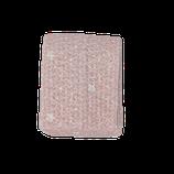 Tubolare Paillettes Miriade Rosa 10cm