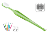 paro® S39 toothbrush with single tufted brush, soft