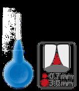 paro® flexi grip, x-fine, blue, cylindric, 3 mm, 4 pcs