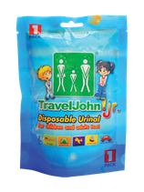 Travel John! Jr. 1 pack – (1 unit)