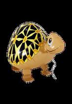 1 Laufender Ballon - Ø 50cm - Schildkröte