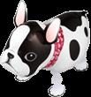 1 Laufender Ballon - Ø 52,5 cm – French Bulldog