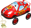 1 Laufender Ballon - Ø 50cm - Car