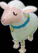 1 Laufender Ballon - Ø 60 cm - Schaf