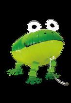 1 Laufender Ballon - Ø 45cm - Frosch