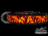 Pöllchen Komforthalsband Flammen