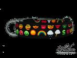 Pöllchen Komforthalsband Emoticons