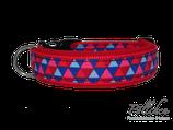 Pöllchen Komforthalsband Prisma Rot