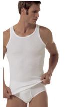 Herren Unterhemd 2er Packung