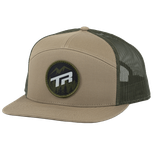 Transition Panel Trucker Khaki
