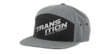 Transition Panel Strapback Grey