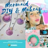 Meerjungfrauen - Accessoire und Deko DIY & Make Up