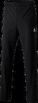 Hose mit durchgehendem RV schwarz