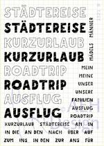 Stempelset KURZURLAUB