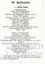 Hintergrundstempel VINTAGE SPEIßEZETTEL (Cling-mount) (limited Edition)