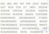 Stempelset ZAHLEN Set 3