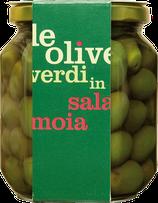 Le Olive verdi in Salamoia